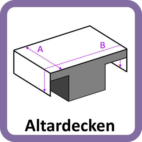 Altardecken
