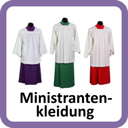 Ministrantenkleidung